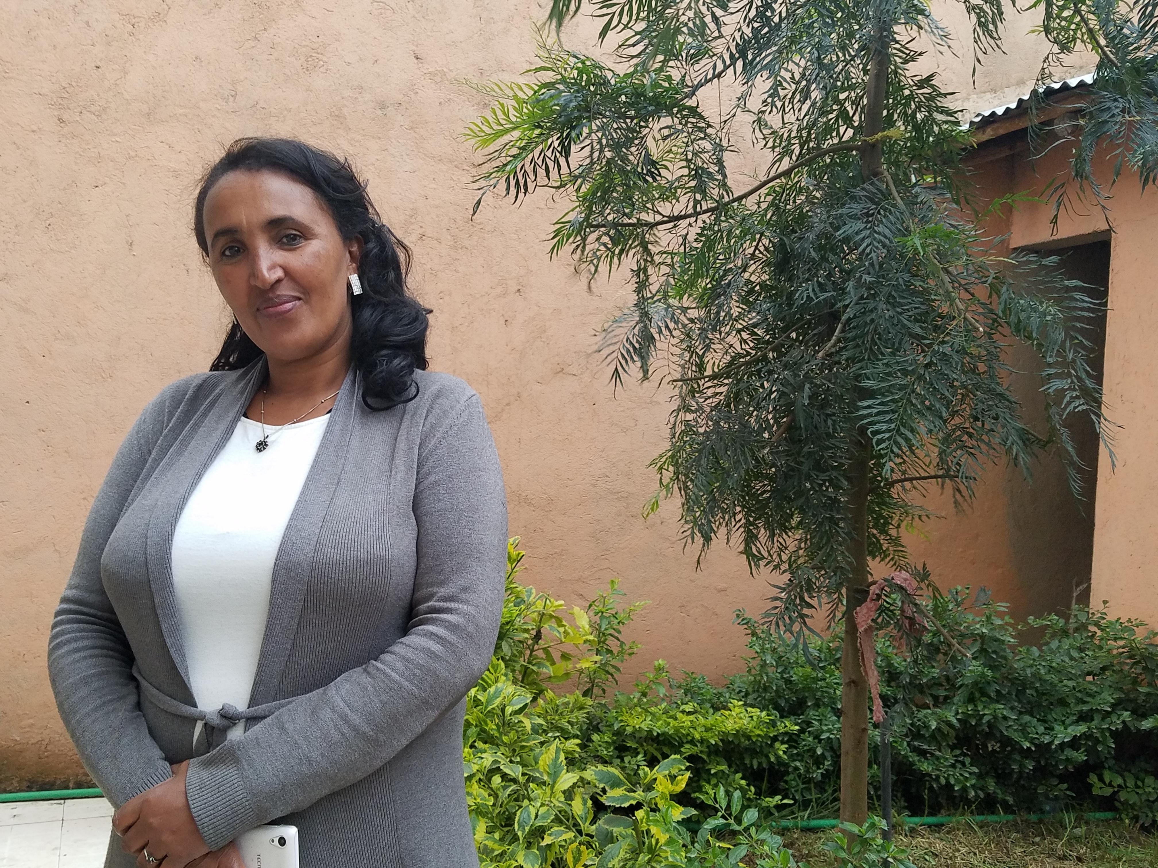 Almaz Assefa