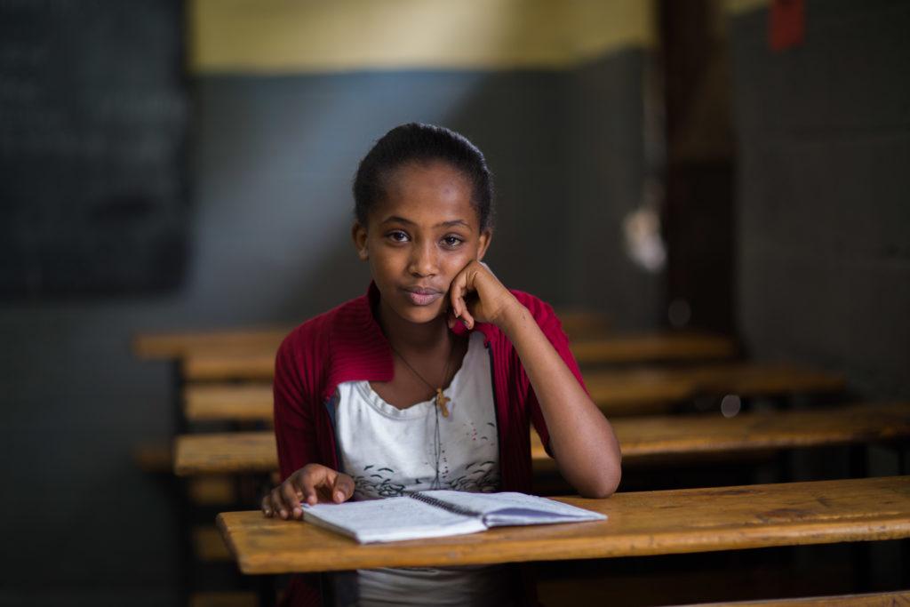 ©UNICEF/Ethiopia/2018/Sewunet